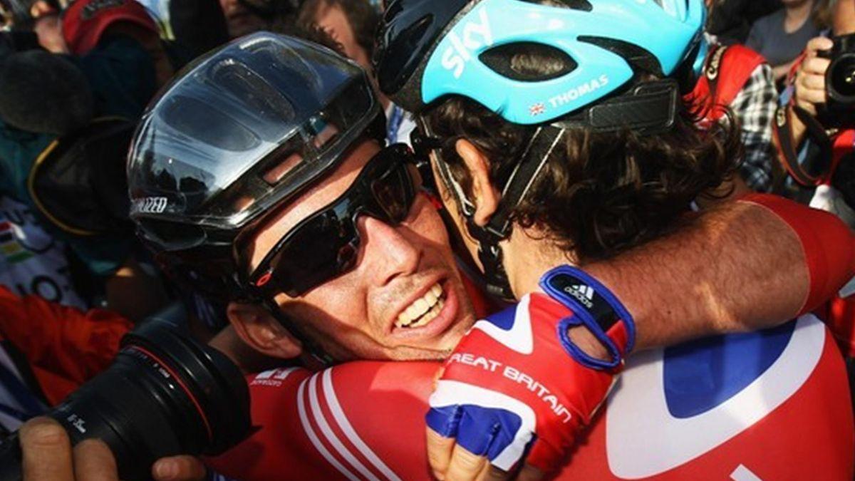 2011 Mondiaux Mark Cavendish