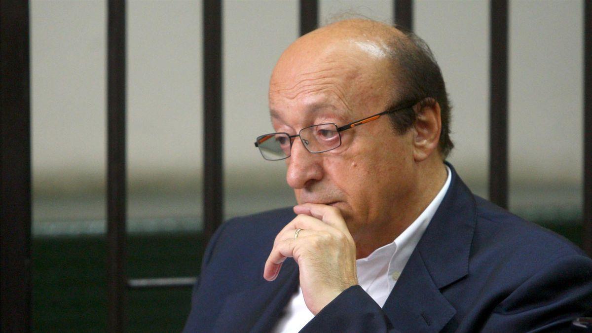 Luciano Moggi AP/LA PRESSE