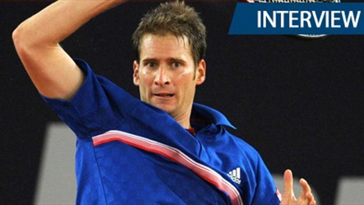 TENNIS 2011 Mayer Interview