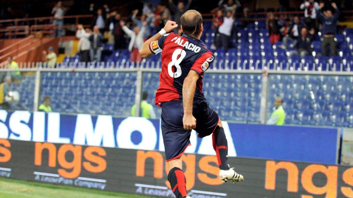 Rodrigo Palacio - Genoa 2011