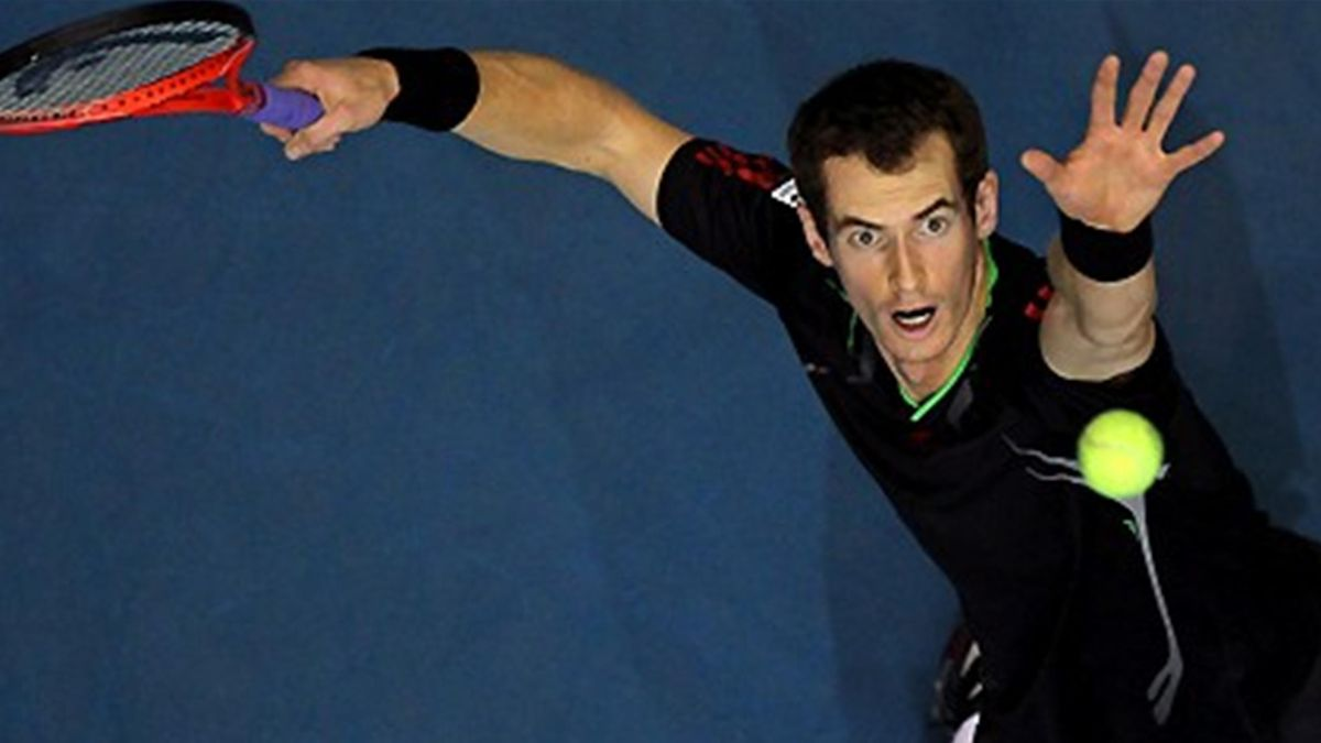 TENNIS 2011 Murray