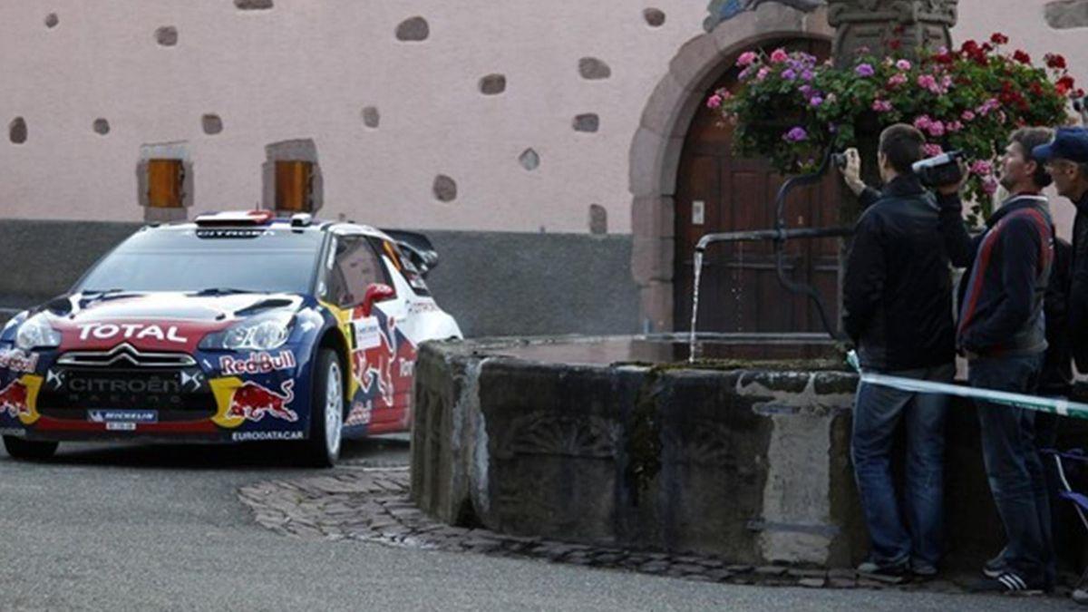 2011 Rally di Francia Loeb