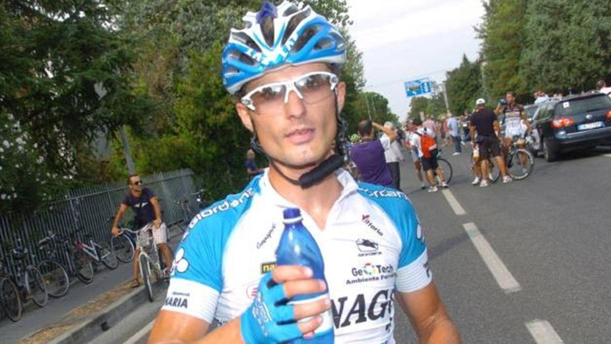 2011 Katusha Enrico Battaglin