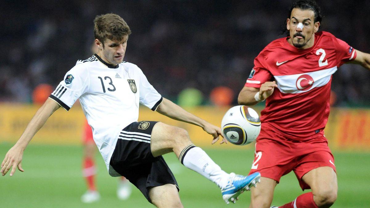 2011 EURO 2012 Qual. Turkey Germany Müller Cervet Cetin