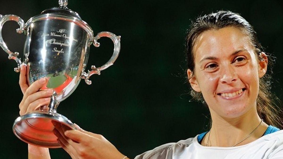 TENNIS 2011 WTA OSAKA Marion Bartoli