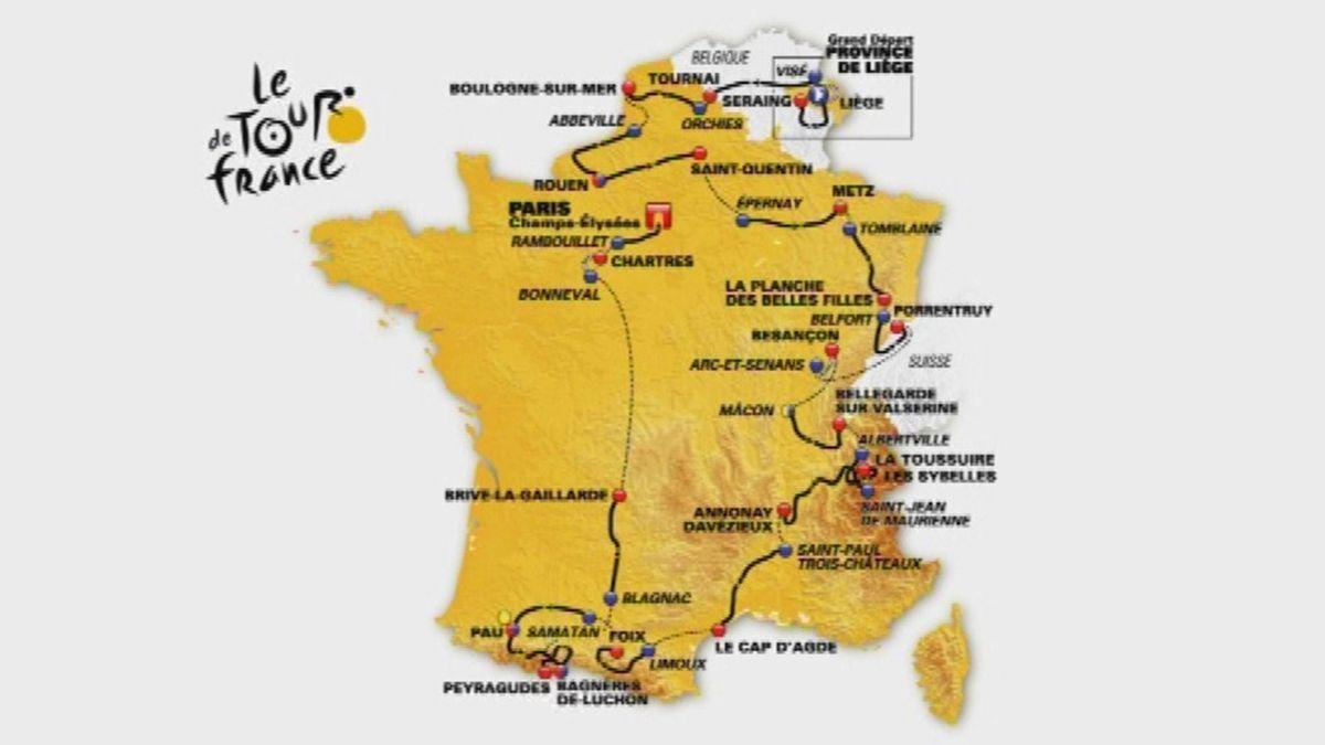 1018 - Presentation Tour de France 2012