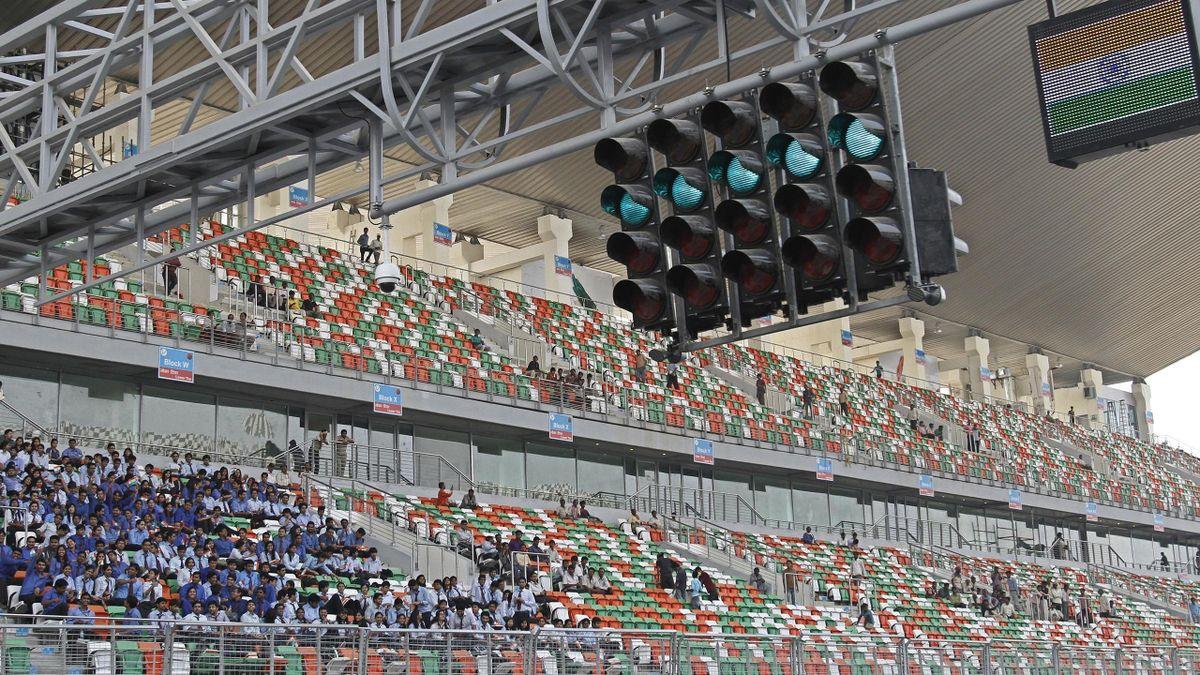 Buddh International Circuit in India