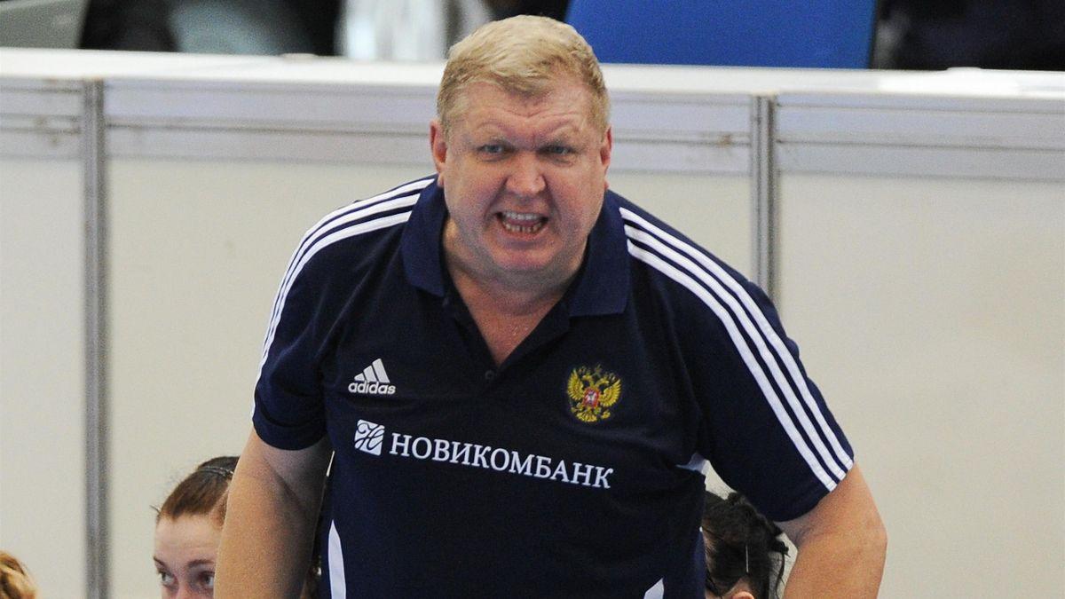 Россия Евгений Трефилов