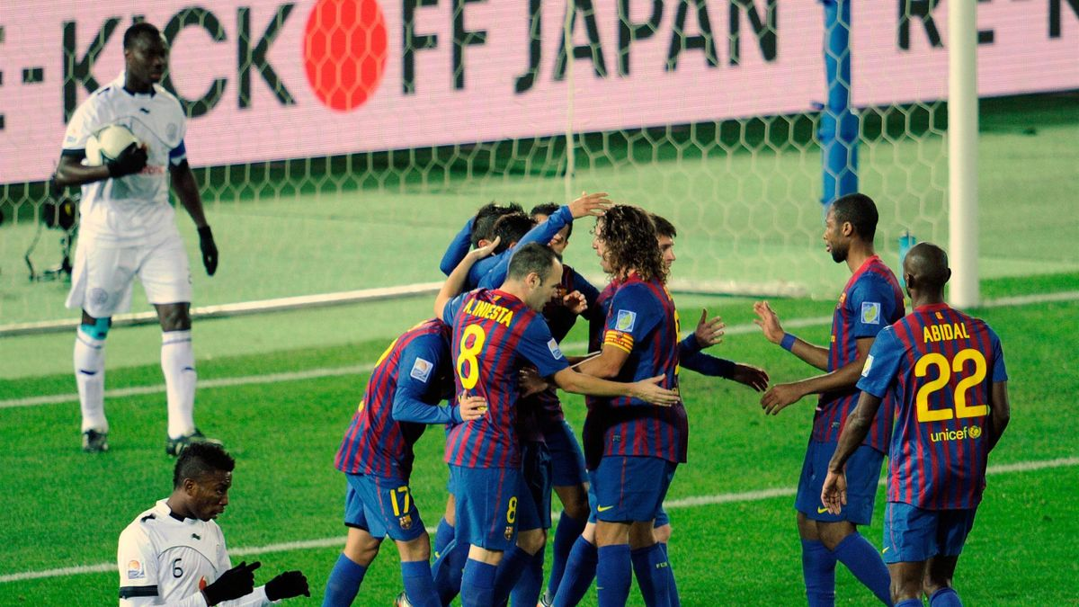 Barça Al Sadd Adriano