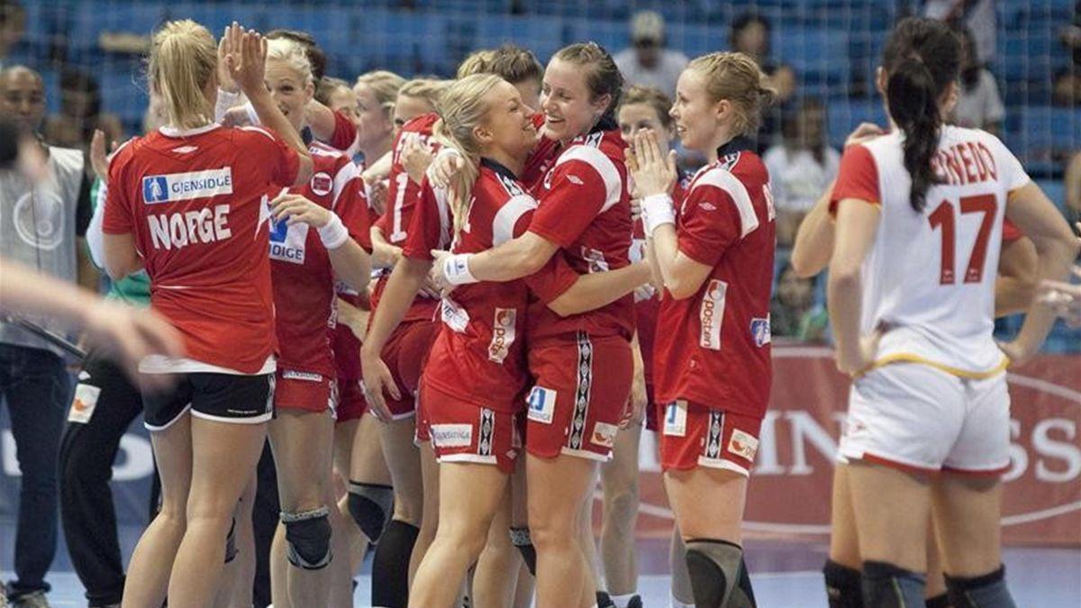 Noruega Despierta A España Eurosport