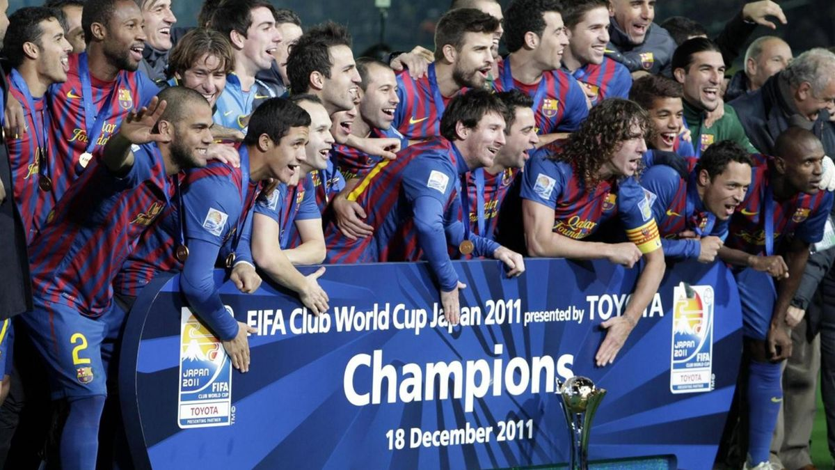 2011 Barcelona Santos