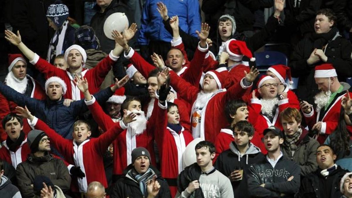 2010 Boxing Day Bolton Wanderers