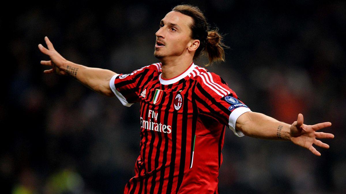 Zlatan Ibrahimovic - Milan 2011