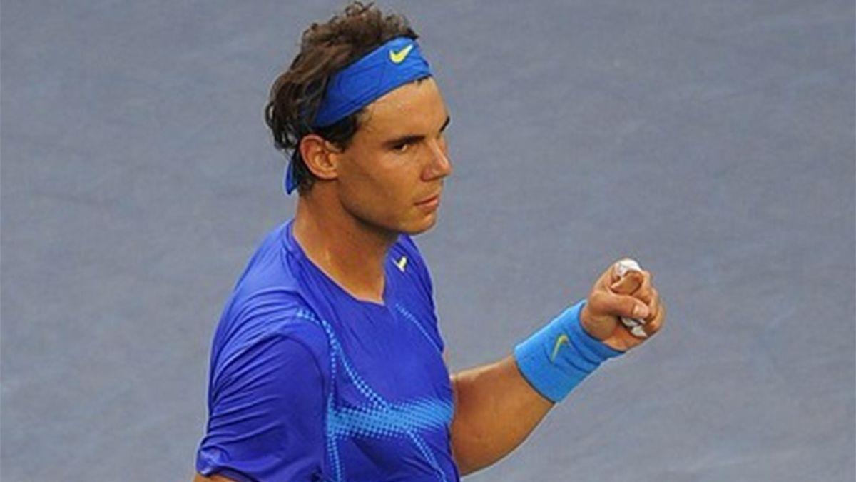 TENNIS 2011 US Open - Nadal