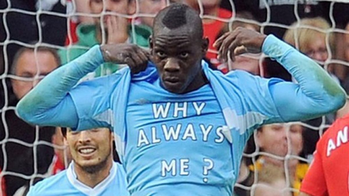 1229 - The Mario Balotelli Song - Why Always Me - Tinchy Stryder