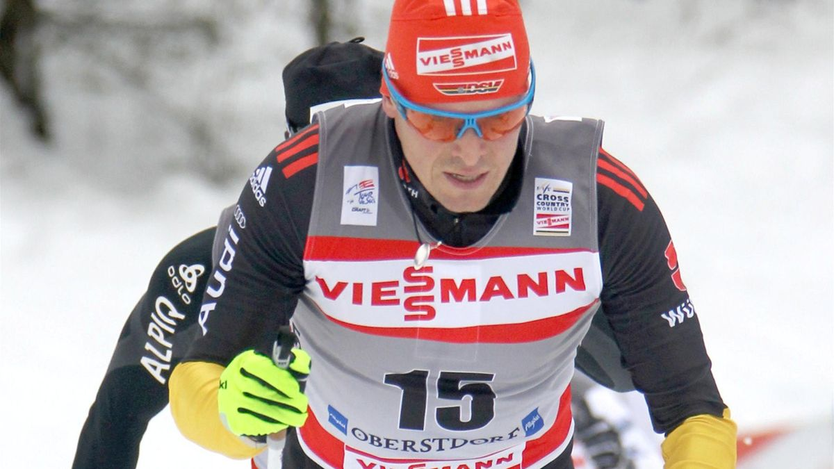 Tobias Angerer Tour de Ski Oberstdorf 2012