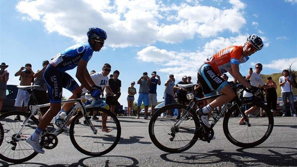 Tour de San Luis Contador.EFE