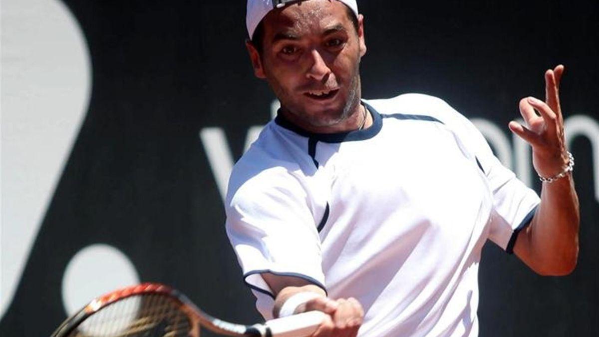 2012 ATP Viña del Mar Albert Montañés