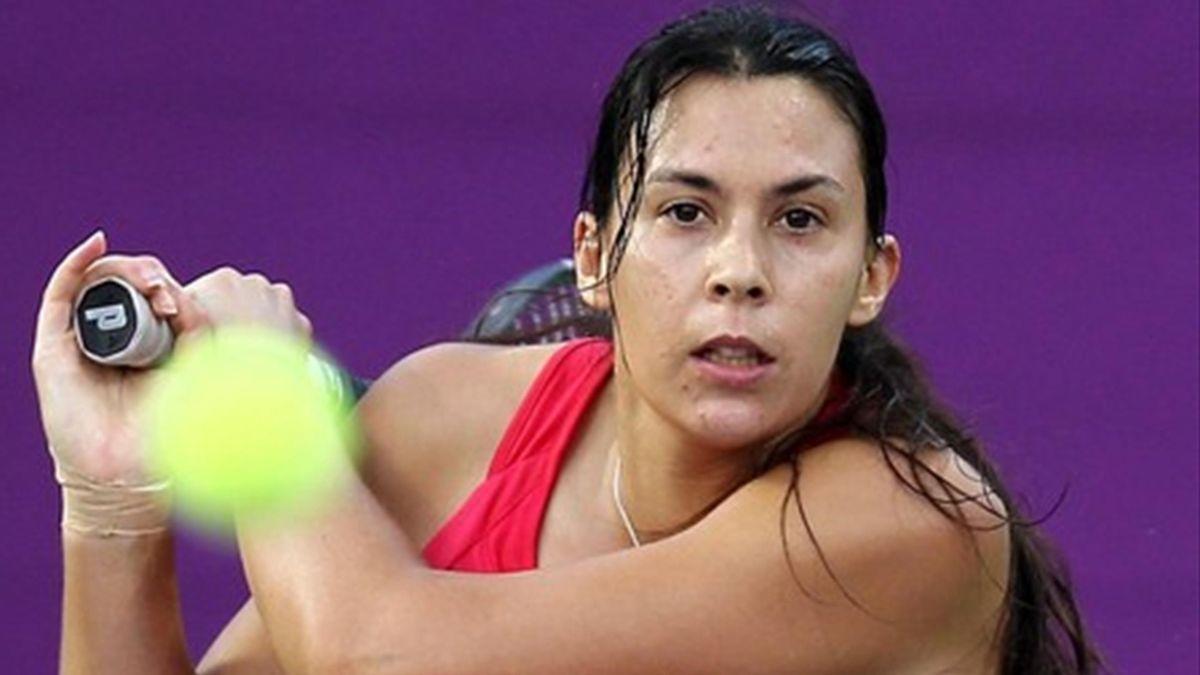 TENNIS WTA 2012 Doha Marion Bartoli
