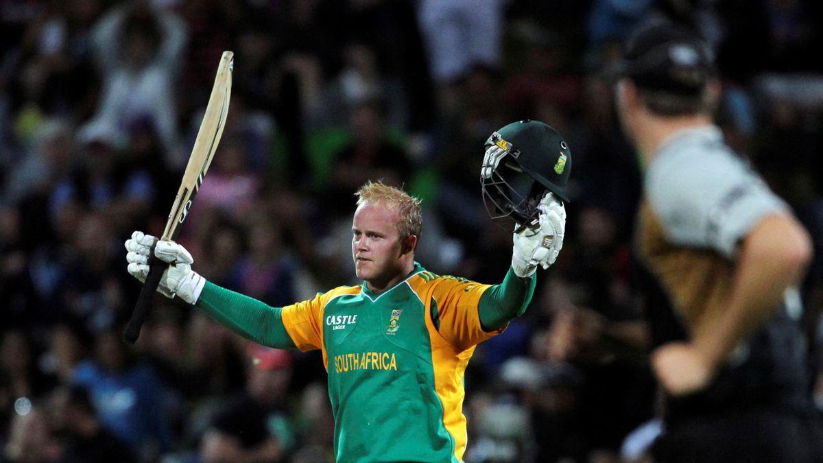 SA hammer NZ - Eurosport