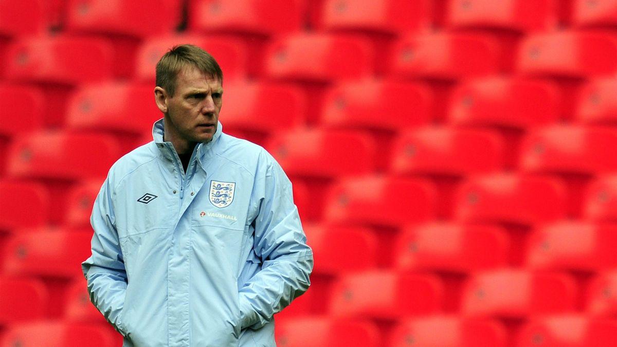 FOOTBALL - 2012 - Angleterre - Pearce