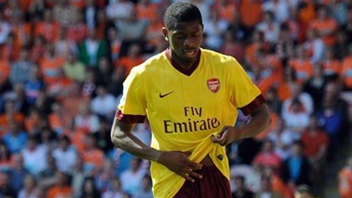 FOOTBALL 2011 Arsenal - Diaby