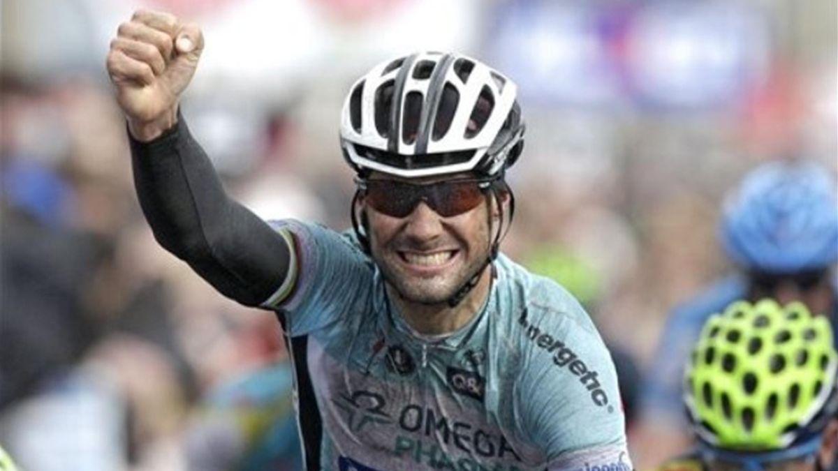 2012 Paris-nice Tom Boonen