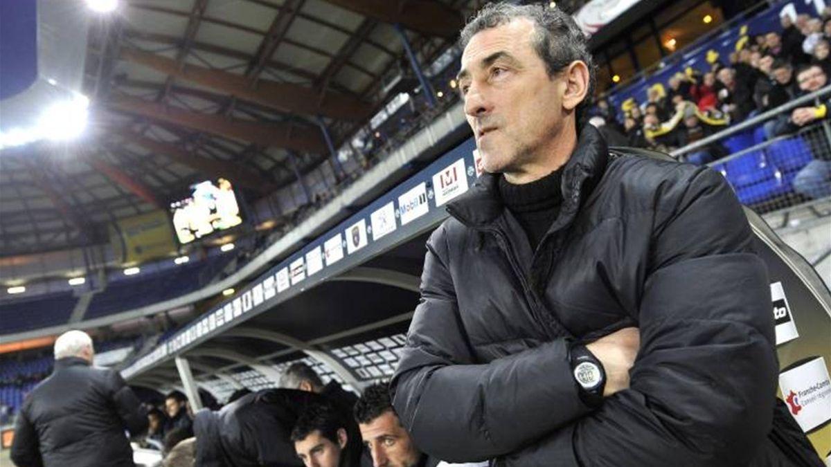 2011-12 Ligue 1 Sochaux Mecha Bazdarevic