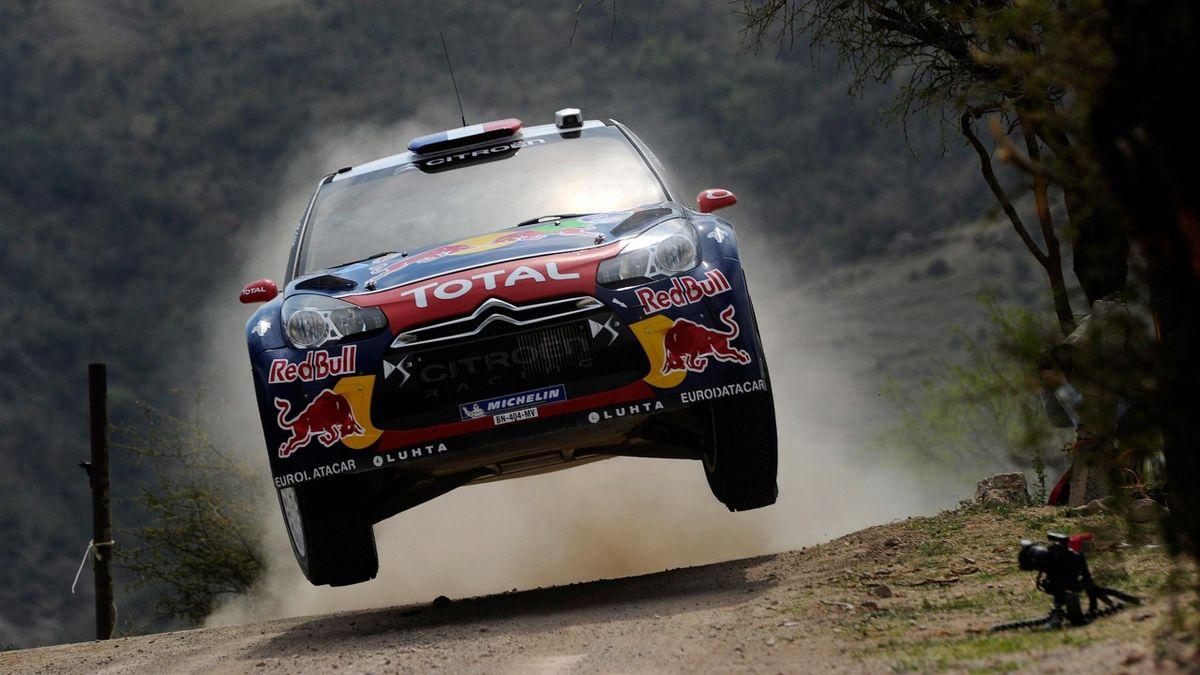 Sebastien Loeb 2012 Mexico WRC