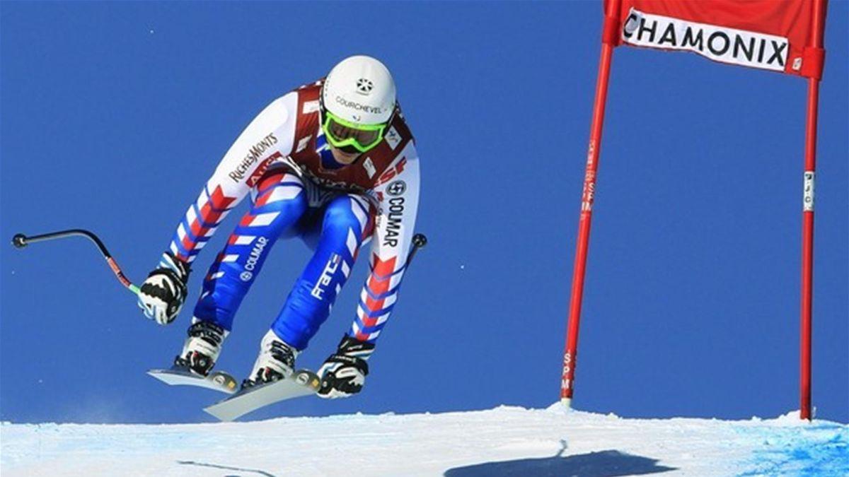 2012 Chamonix Pinturault (3e Super Combiné)