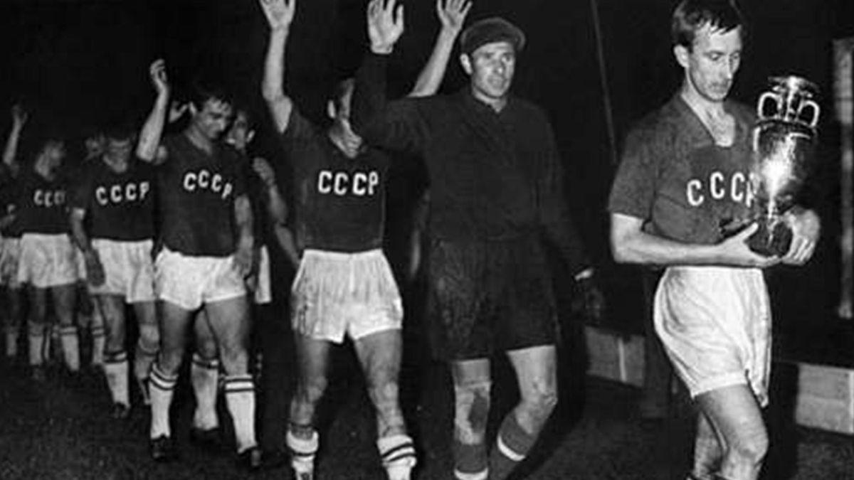 USSR Euro 1960