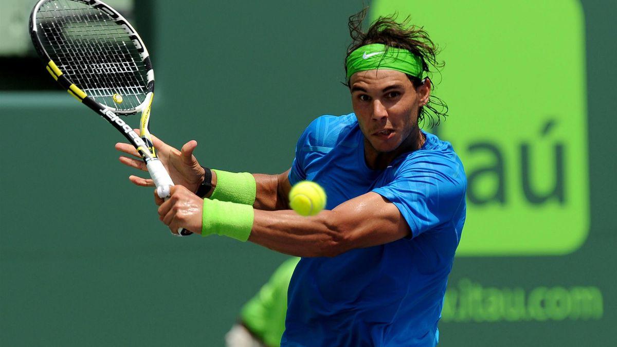 A Madrid, Rafael Nadal a retrouvé ses deux meilleurs