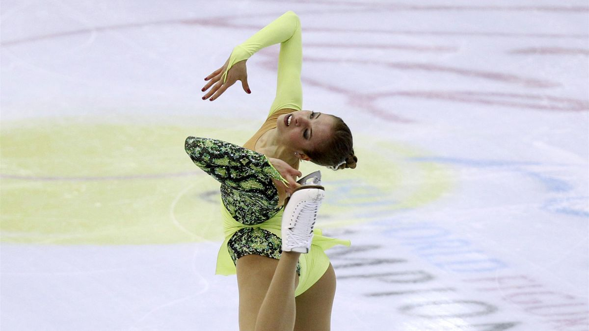 Figure Skating World Championship 2012 Carolina Kostner