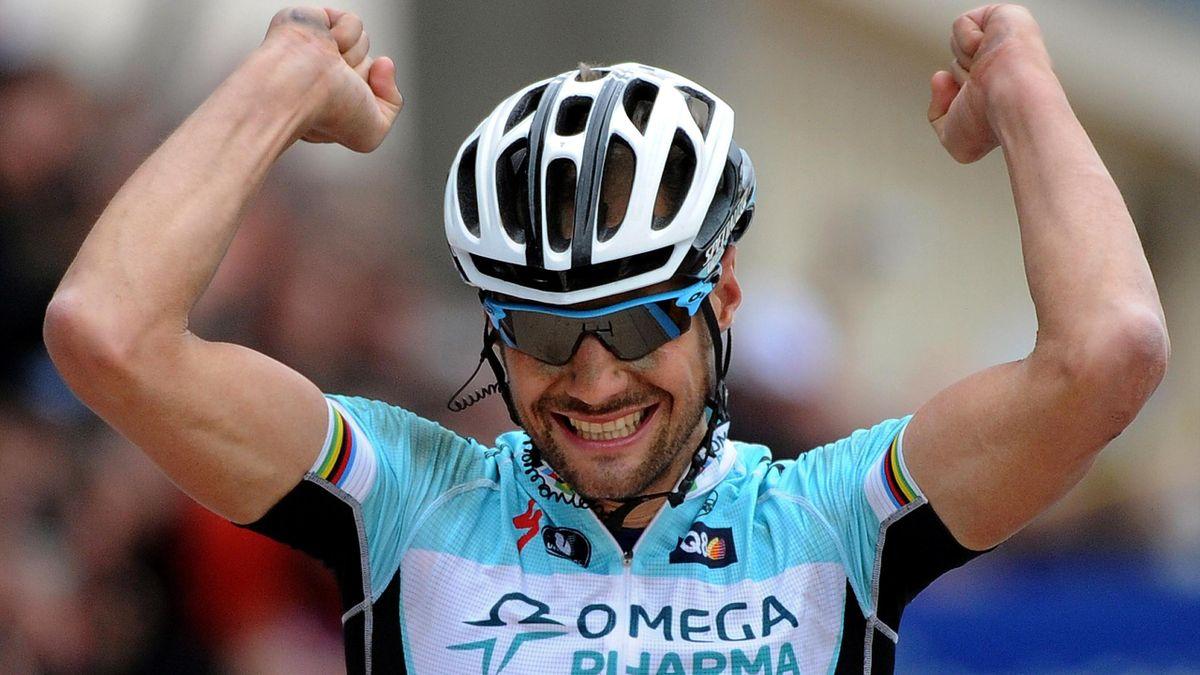 2012 Paris-Roubaix Tom Boonen