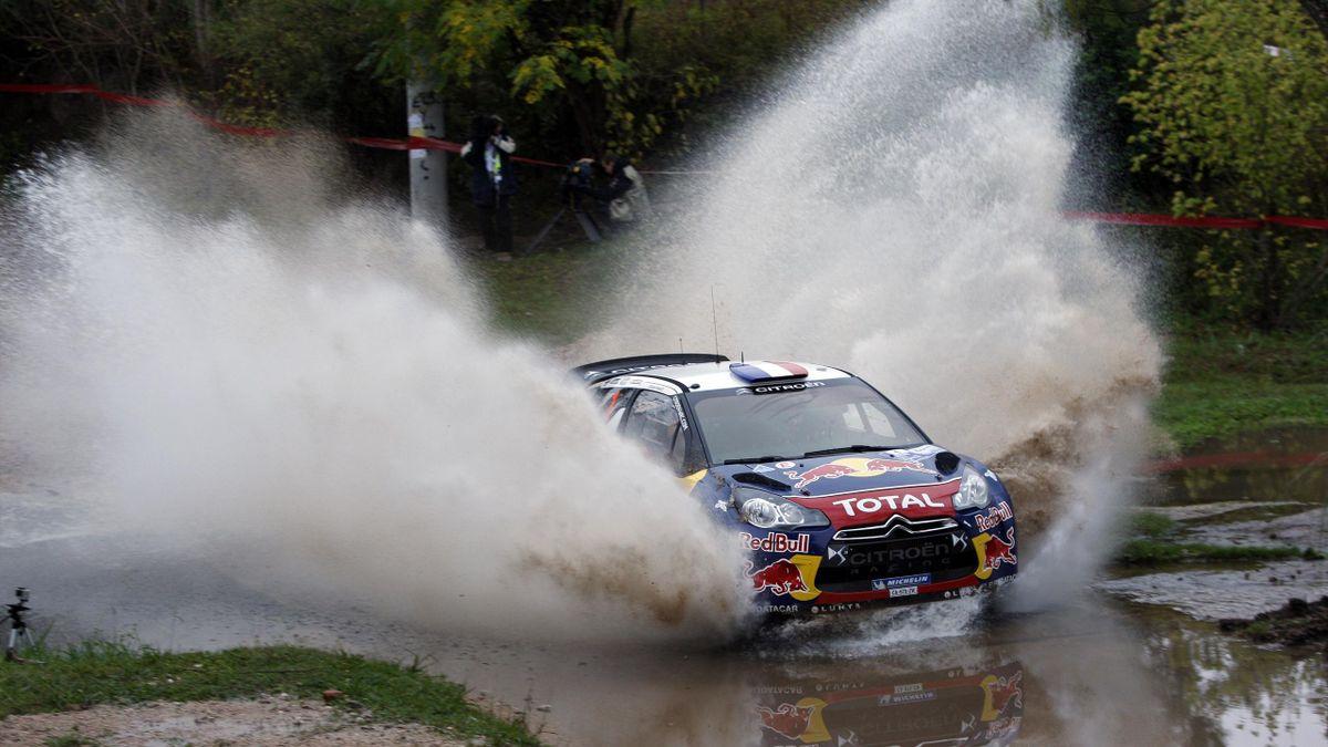 Sébastien Loeb, Argentina, 2012