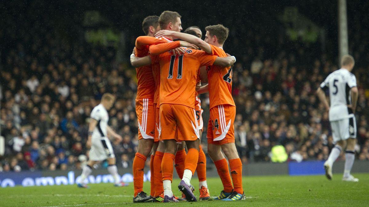 Premier League 2011/2012 Swansea