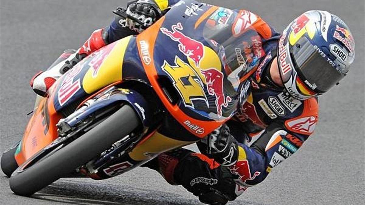 Sandro Cortese Estoril 2012 Moto3