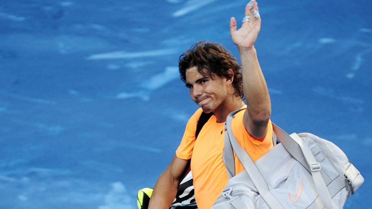 Nadal menace - Masters Madrid 2012 - Tennis - Eurosport