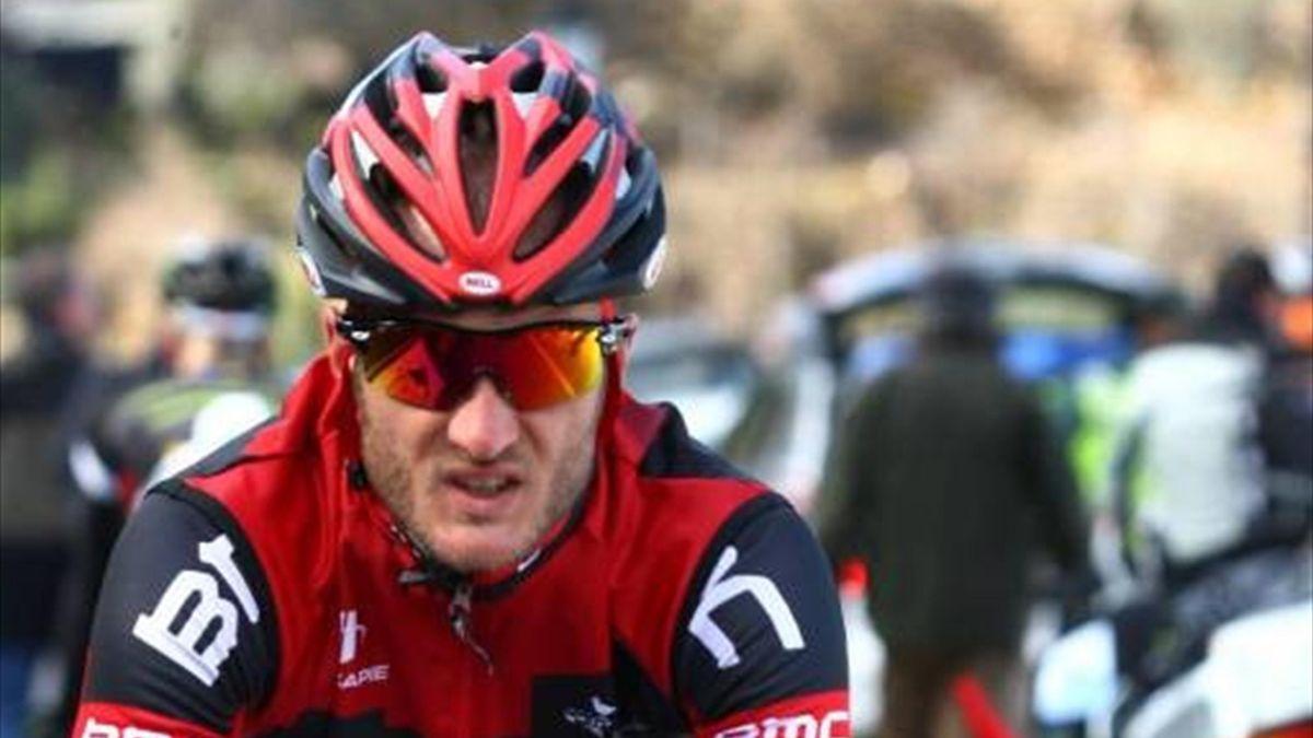 2012 CYCLING BMC Racing Steve Cummings