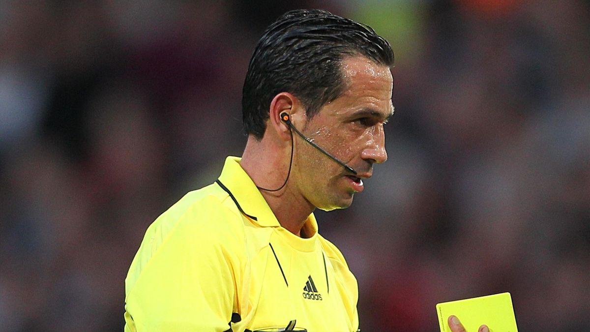 Pedro Proenca, Referee