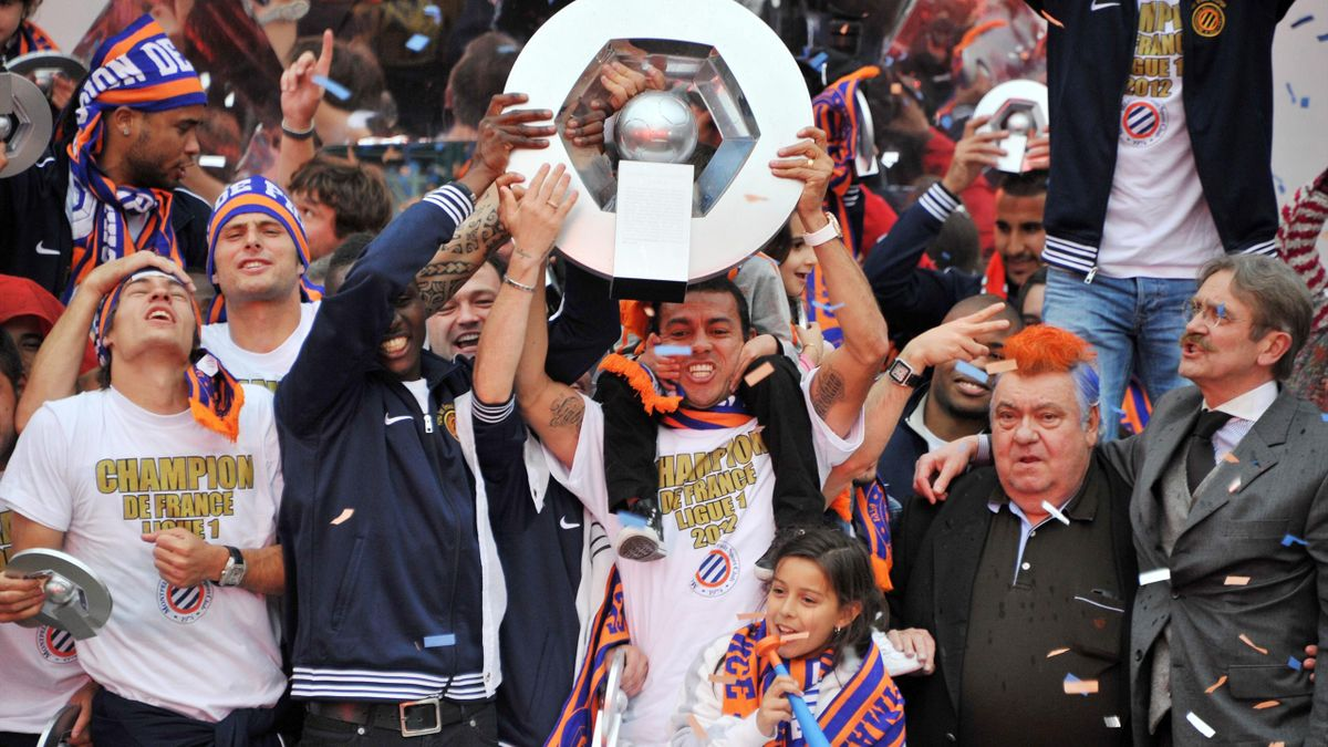 Montpellier Louis Nicollin Frédéric Thiriez 21/05/12