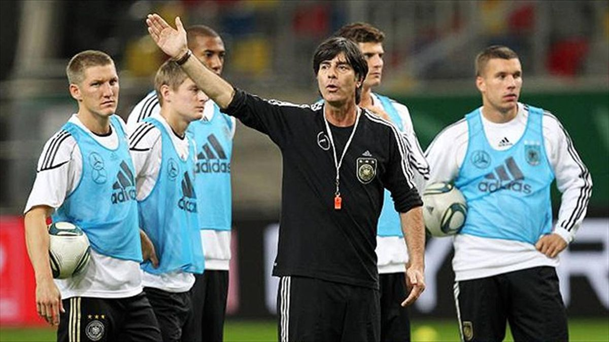 low germany training session 2012