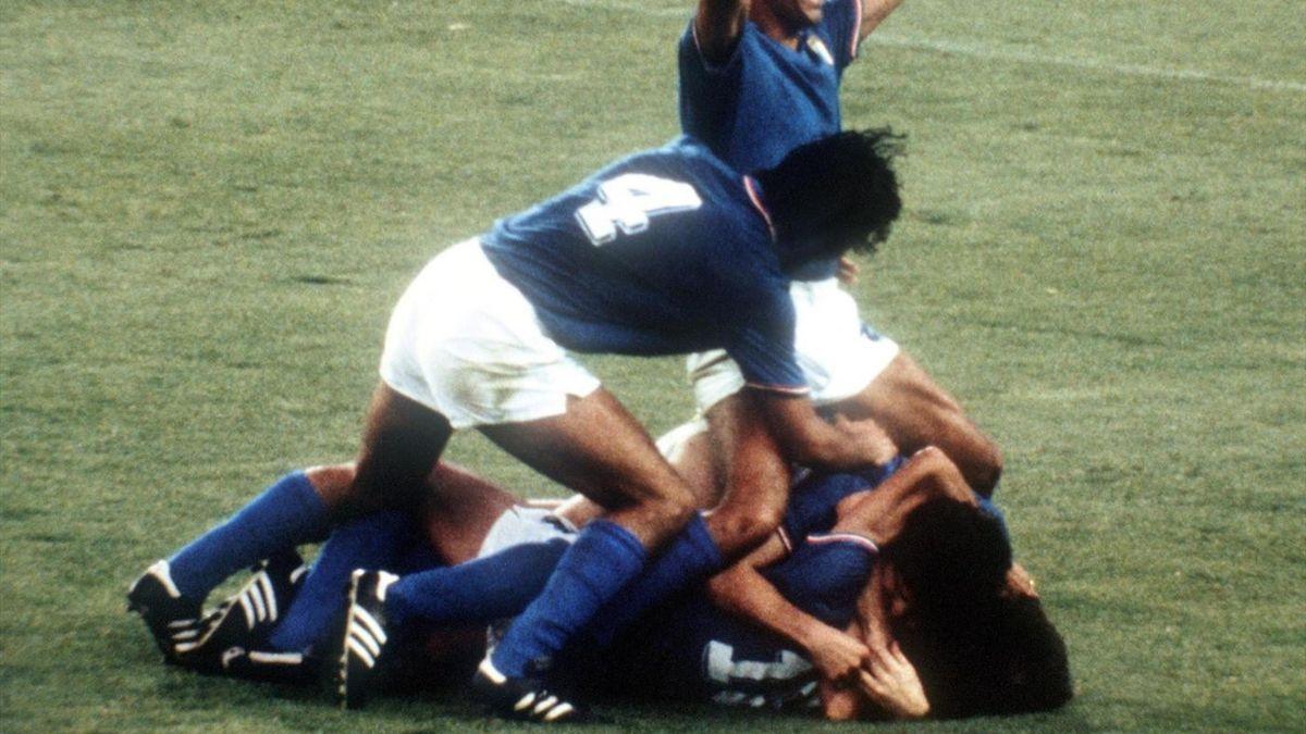 Italia-Germania, Mondiali 82, Ap/LaPresse