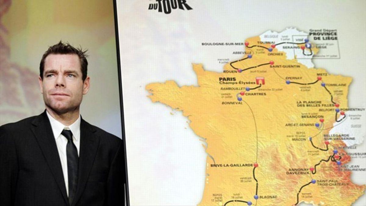 2012 Tour de France Cadel Evans