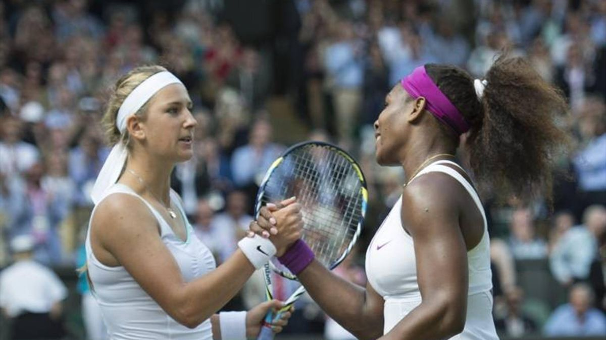 Azarenka Williams Wimbledon
