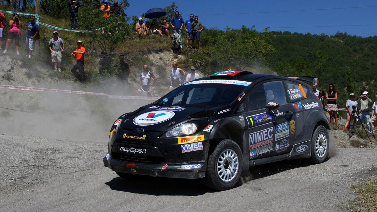 2012 San Marino Ford Basso