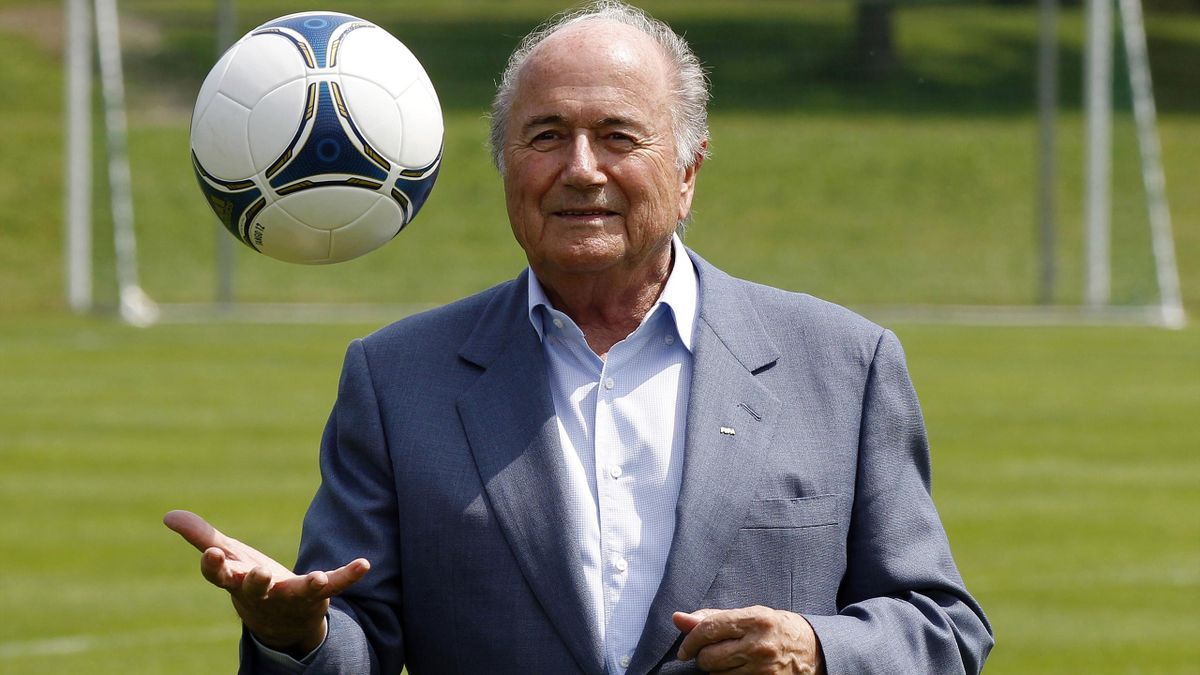 FIFA president Sepp Blatter (Reuters)