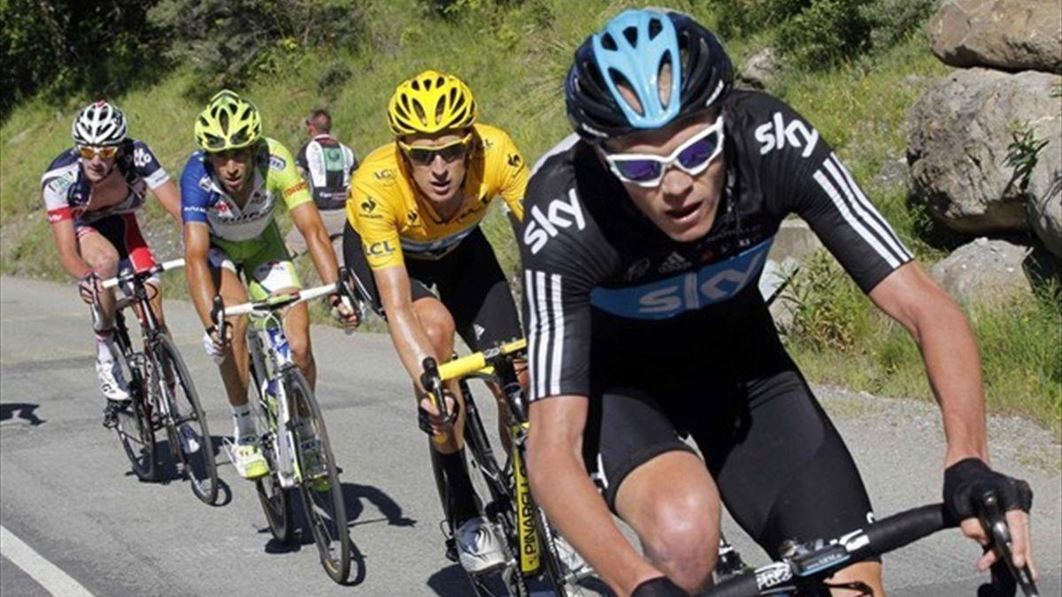 2012 Tour de France Christopher Froome