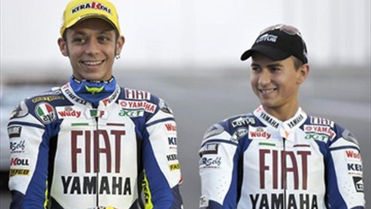 Agostini : « Même si Rossi revenait chez Yamaha, Jorge Lorenzo resterait le patron ! »