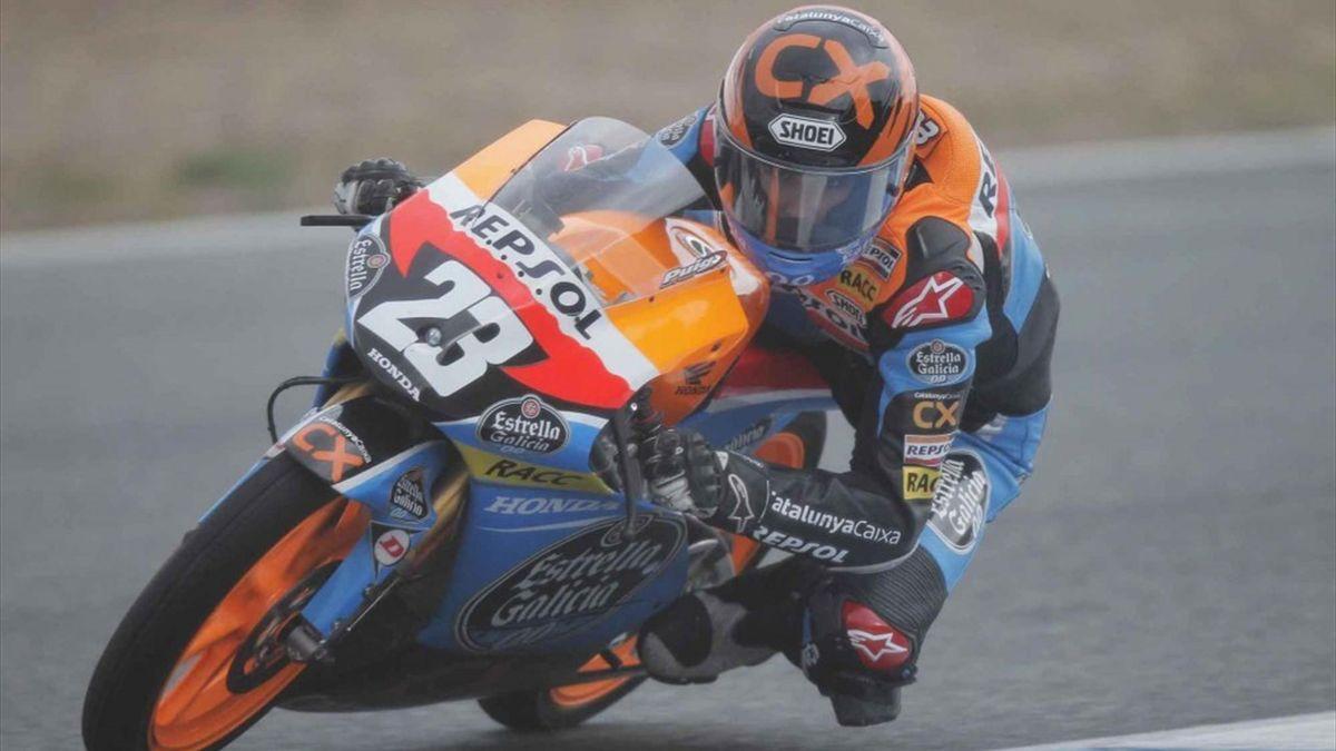 Álex Márquez Moto3 2012
